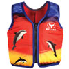 Children`s Floating Swim Vest, Medium - Dolphin Red from: USD$29.99