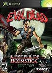 Evil Dead Fistful Of Boomstick Xbox from: USD$8.30