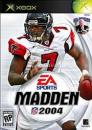 Madden 2004 Xbox from: USD$2.44