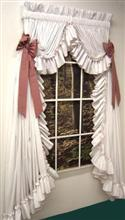Ruffled Curtains, Priscilla Curtains, Priscilla Ruffled Curtains