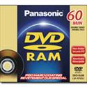 Panasonic Dvd-ram Double Sided For Camcorders 60 Minutes from: USD$3.62