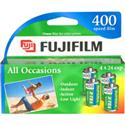 Fujifilm Superia X-tra 400 35mm Film, 24 Exp 4 Pack from: USD$10.80