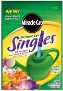 Miracle Gro Singles 24-pack Model 101320 Pack Of 6 from: USD$6.29