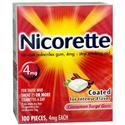 Nicorette Gum, Cinnamon Surge - 100 Pieces from: USD$39.99
