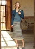 Peruvian Connection Antalya Skirt from: USD$129.00