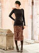 Peruvian Connection Florentine Skirt from: USD$159.00