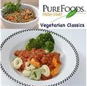 Purefoods Vegetarian Classics, 5-day Meal Plan - Diet Meals from: USD$109.88
